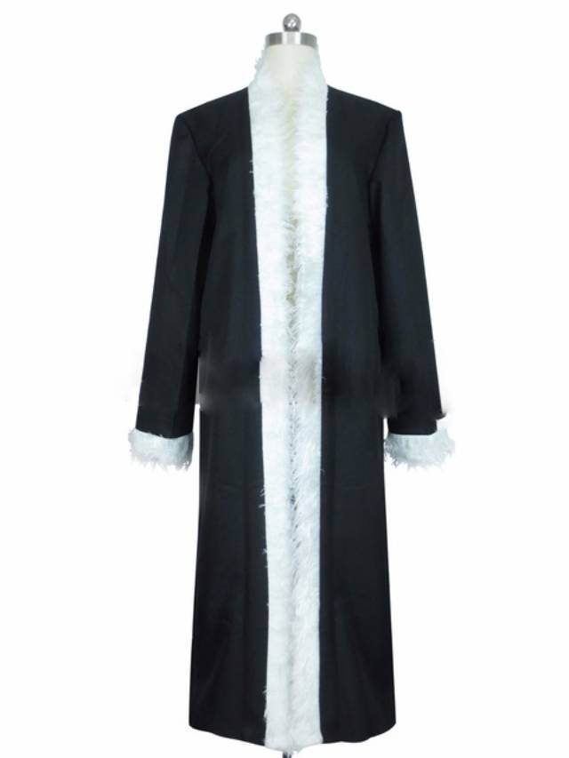 Fairy Tail Laxus Dreyar Cosplay Costume Only Coat
