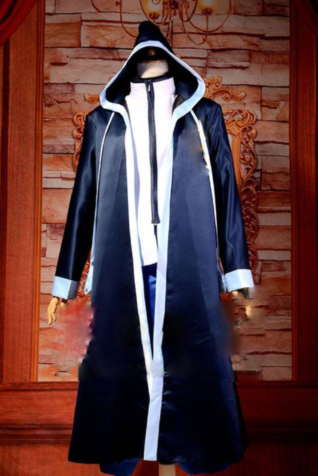 Fairy Tail Jellal Fernandes Gorgeous Uniform Cosplay Costume Perfect Custom For You