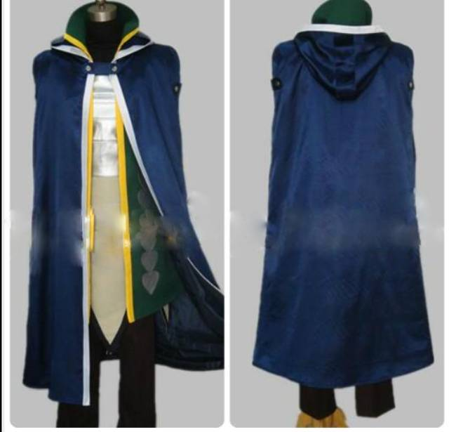 Hot Fairy Tail Jellal Fernandes Gerard Cosplay Costume