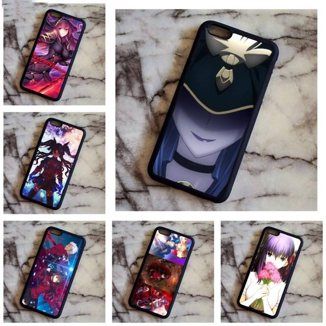 Ketaotao Manga Anime Fate Stay Night Phone Cases For Samsung Galaxy S3 S4 S5 S6 S7 S8 S9 Note 7 8 Case Soft Tpu Rubber Silicone