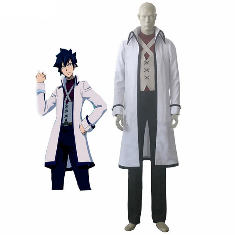 Ainclu Fairy Tail Gray Fullbuster After Years Brand Cosplay Costumes