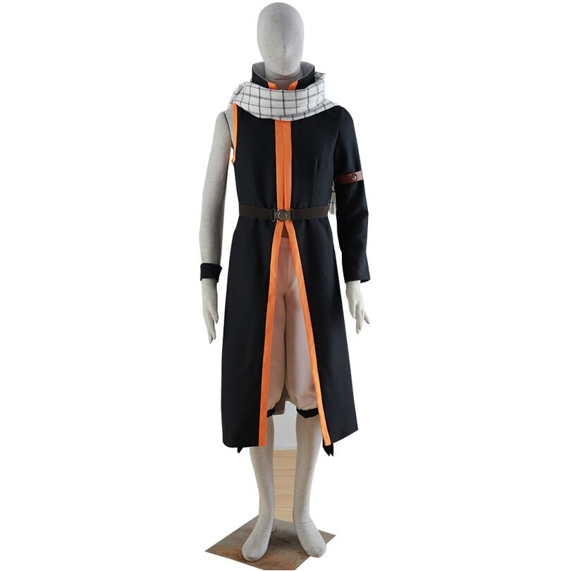 Fairy Tail Etherious Natsu Dragneel 7 Years Later Cosplay Costume Perfect Custom For You
