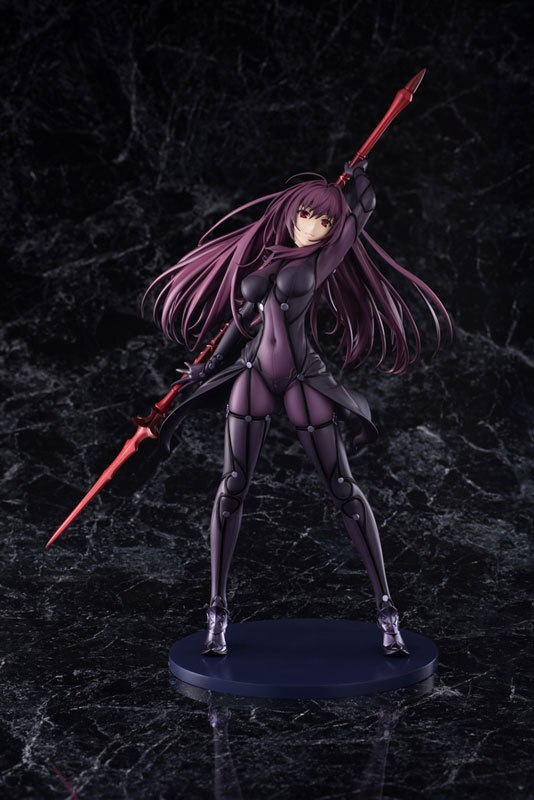 30cm Fate Stay Night Grand Order Lancer Anime Action Figure Pvc Figures Toys Collection For Christmas Gift