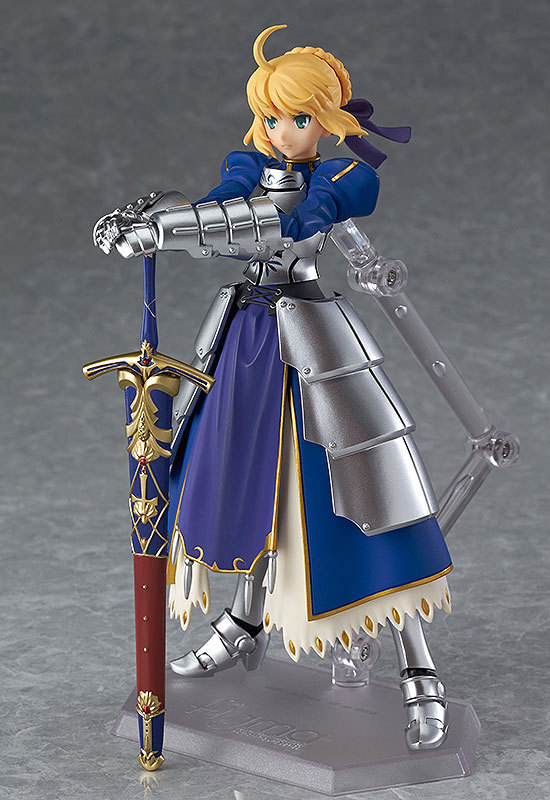 15cm Fate Stay Night Saber Armor Action Figure Pvc Toys Collection Anime Cartoon Model Collectible